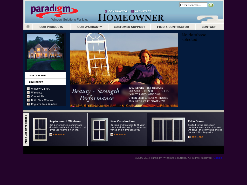 Paradigm Windows Solutions Competitors, Revenue And Employees   Owler  Company Profile