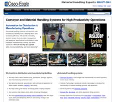 Cisco-Eagle website history