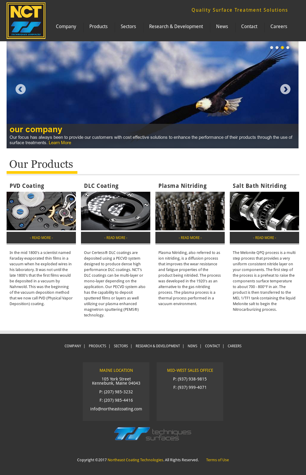Northeast Coating Technologies Competitors, Revenue and Employees ...