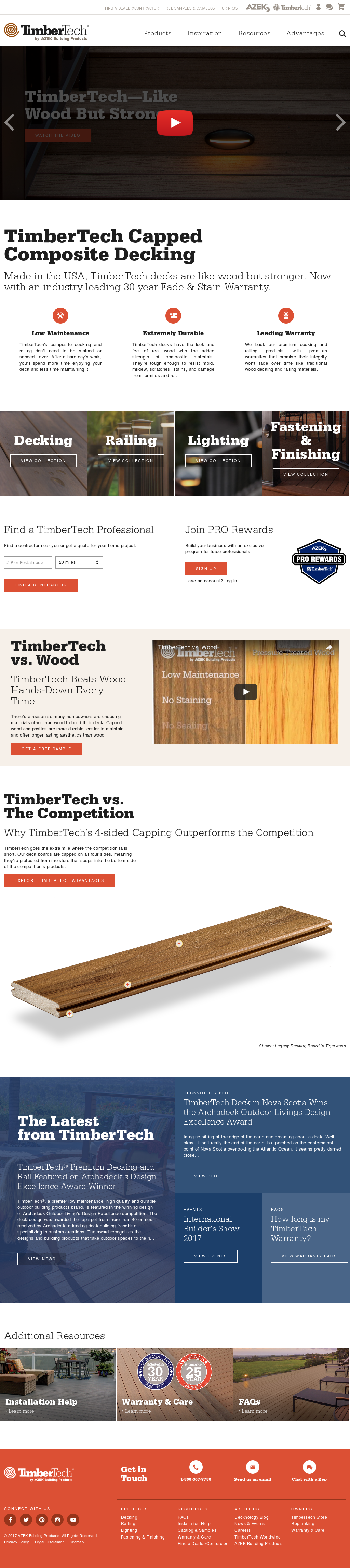 TimberTech Competitors, Revenue and Employees - Owler