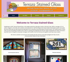 Terraza Stained Glass Competitors Revenue And Employees