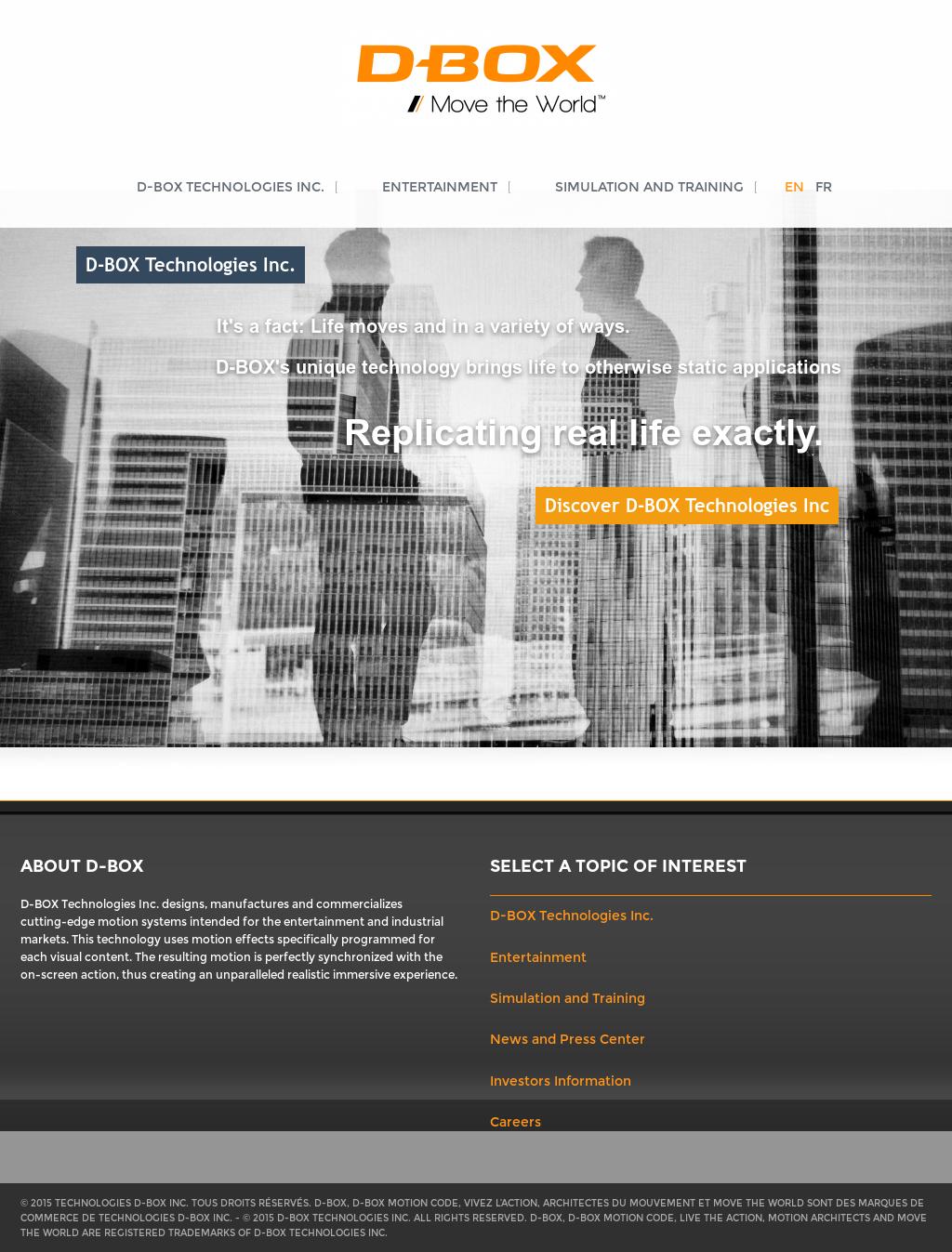 7bd7da37aa9 D-BOX Competitors, Revenue and Employees - Owler Company Profile