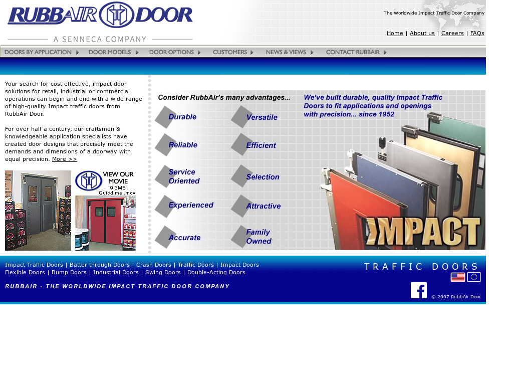 RubbAir Door website history  sc 1 st  Owler & RubbAir Door Competitors Revenue and Employees - Owler Company Profile