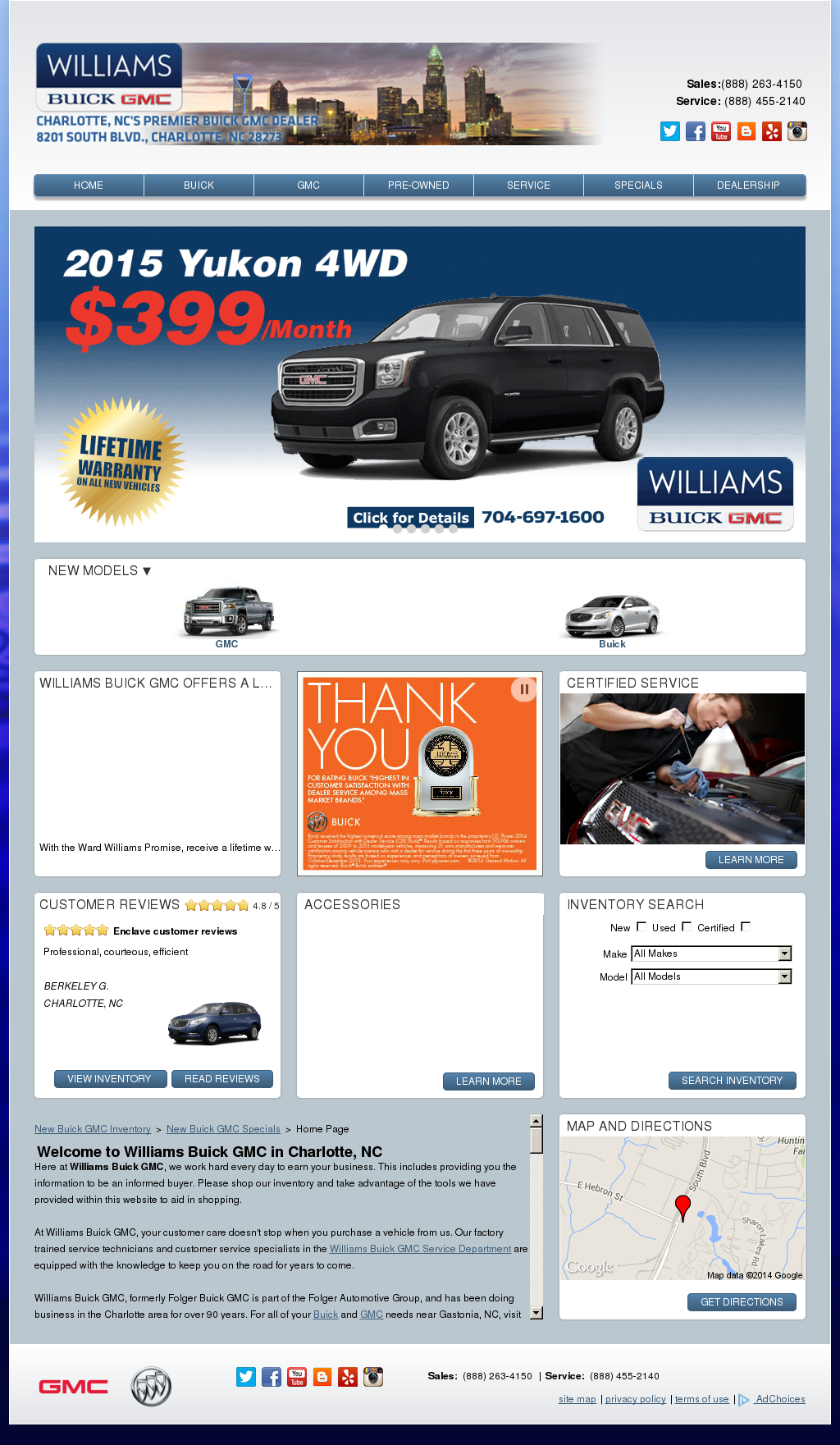 Williams Buick Gmc >> Williams Buick Gmc Competitors Revenue And Employees