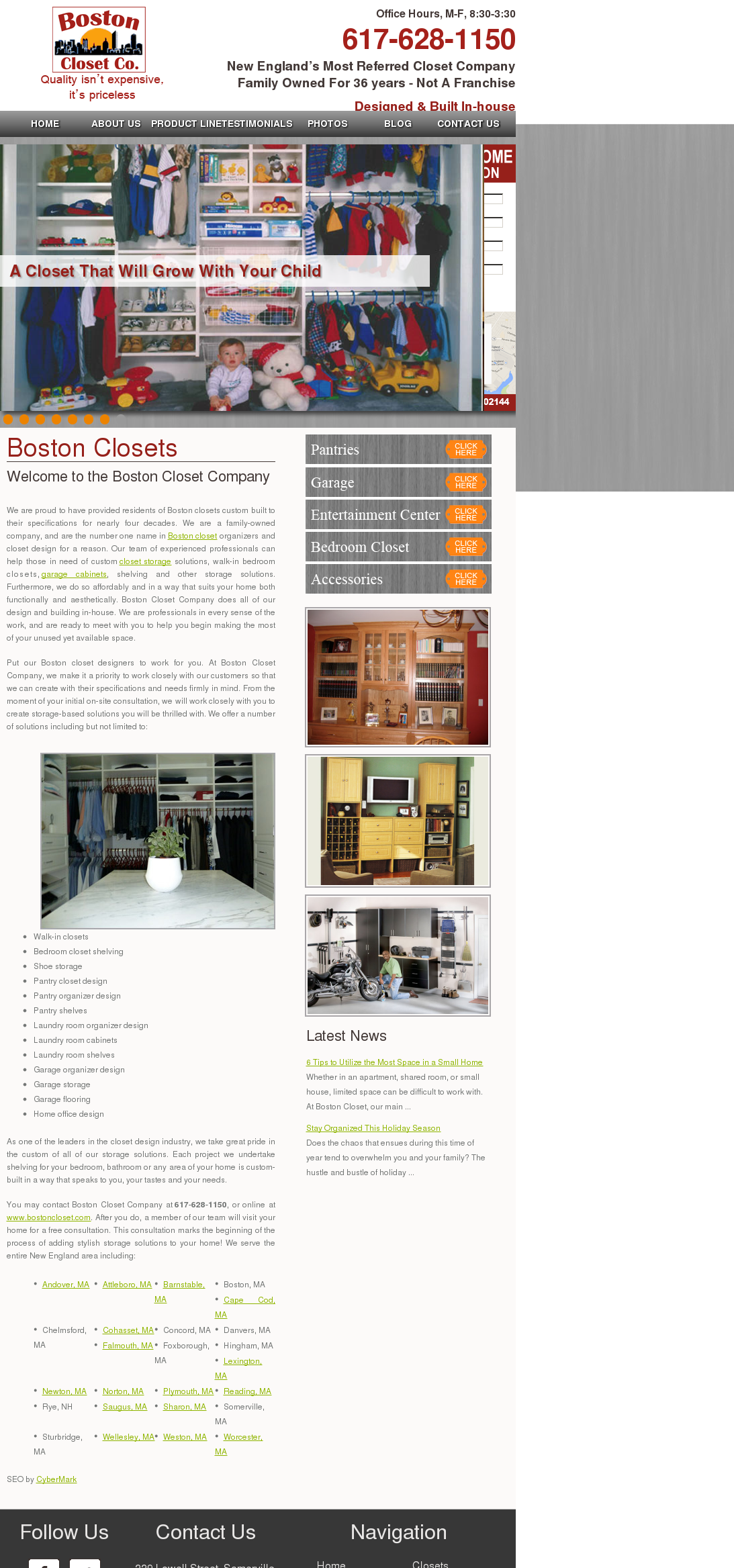Charmant Boston Closet Competitors, Revenue And Employees   Owler Company Profile