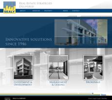 Sealy & Company website history