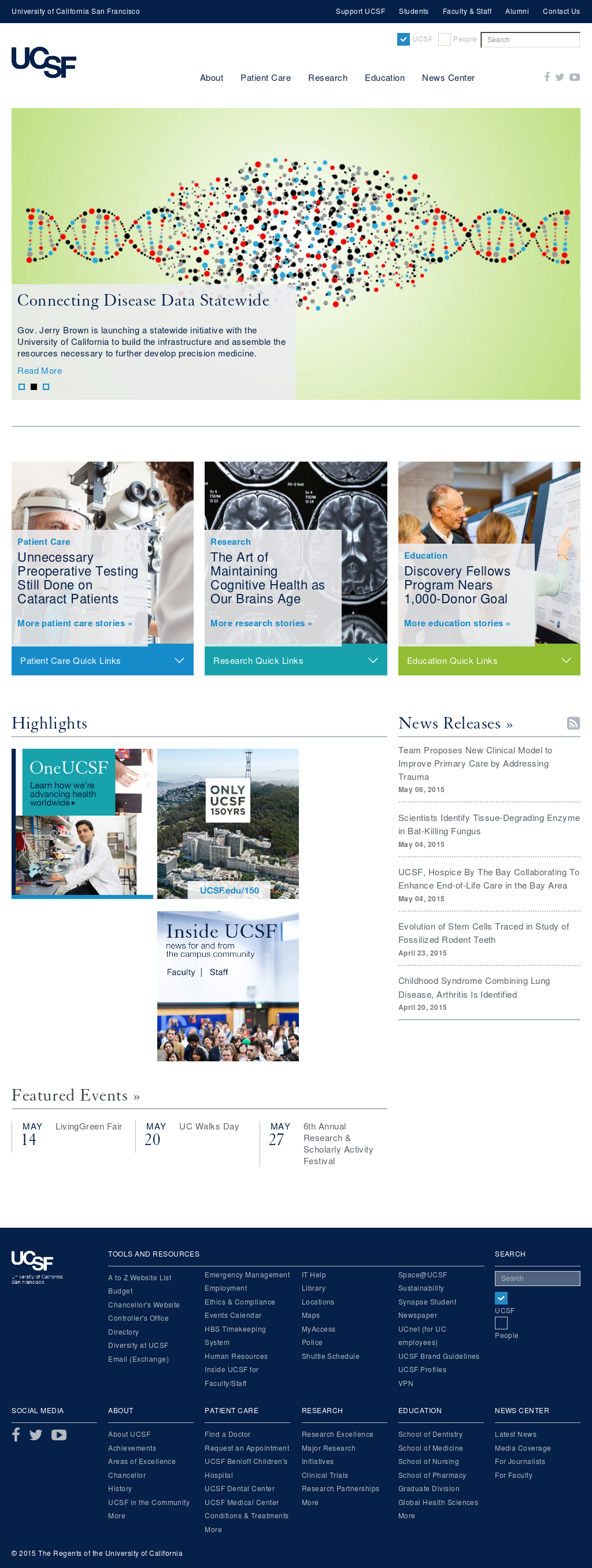 Owler Reports - Press Release: UCSF : Surgical Theater and