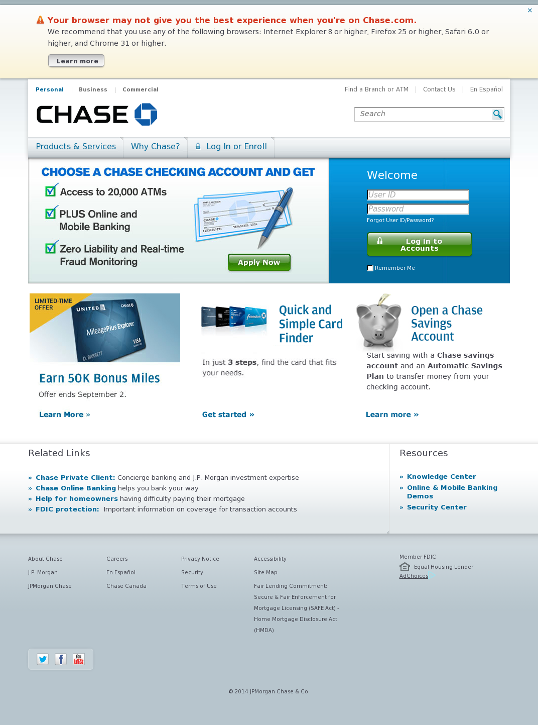 Chase Competitors, Revenue and Employees - Owler Company Profile