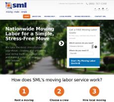 SML website history