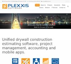 Plexxis Construction Estimating Software Competitors, Revenue and