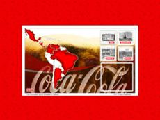 Coca Cola Femsa website history