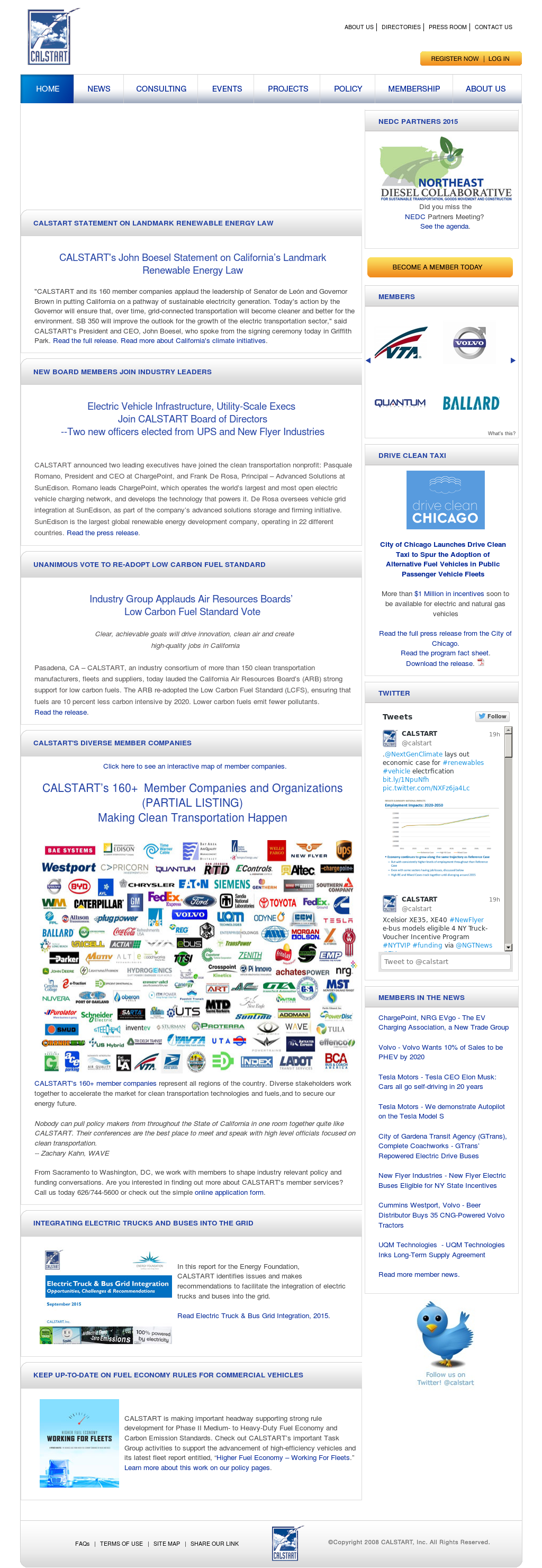 CALSTART Competitors, Revenue and Employees - Owler Company