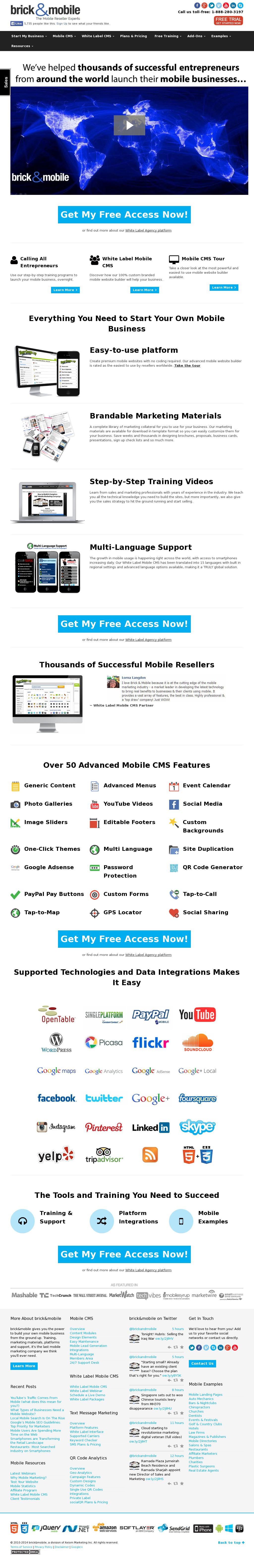 Brick&Mobile Competitors, Revenue and Employees - Owler Company Profile