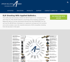 Applied Ballistics Competitors, Revenue and Employees