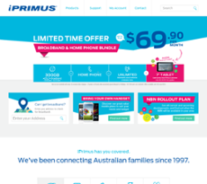 iPrimus Competitors, Revenue and Employees - Owler Company Profile
