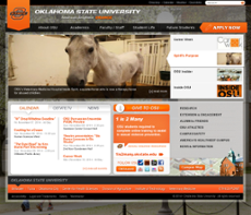 OSU website history