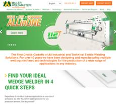 Miller Weldmaster website history