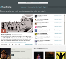 Bandcamp Competitors, Revenue and Employees - Owler Company