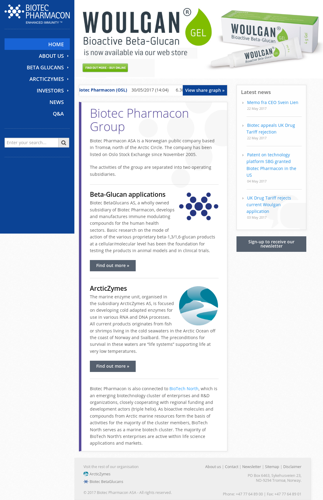 Biotec Pharmacon Competitors, Revenue and Employees - Owler Company