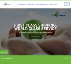 Inxpress website history