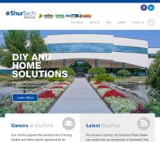 ShurTech website history