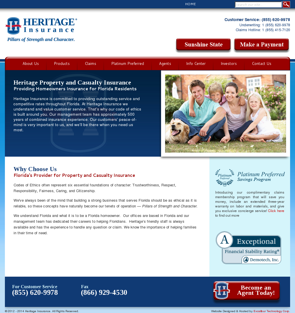 Heritage Insurance Competitors Revenue And Employees Owler