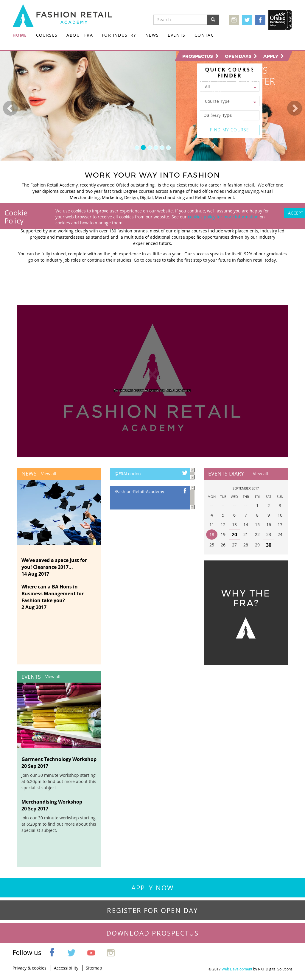foto Fashion Retail Academy rated outstanding' by Ofsted modern collection