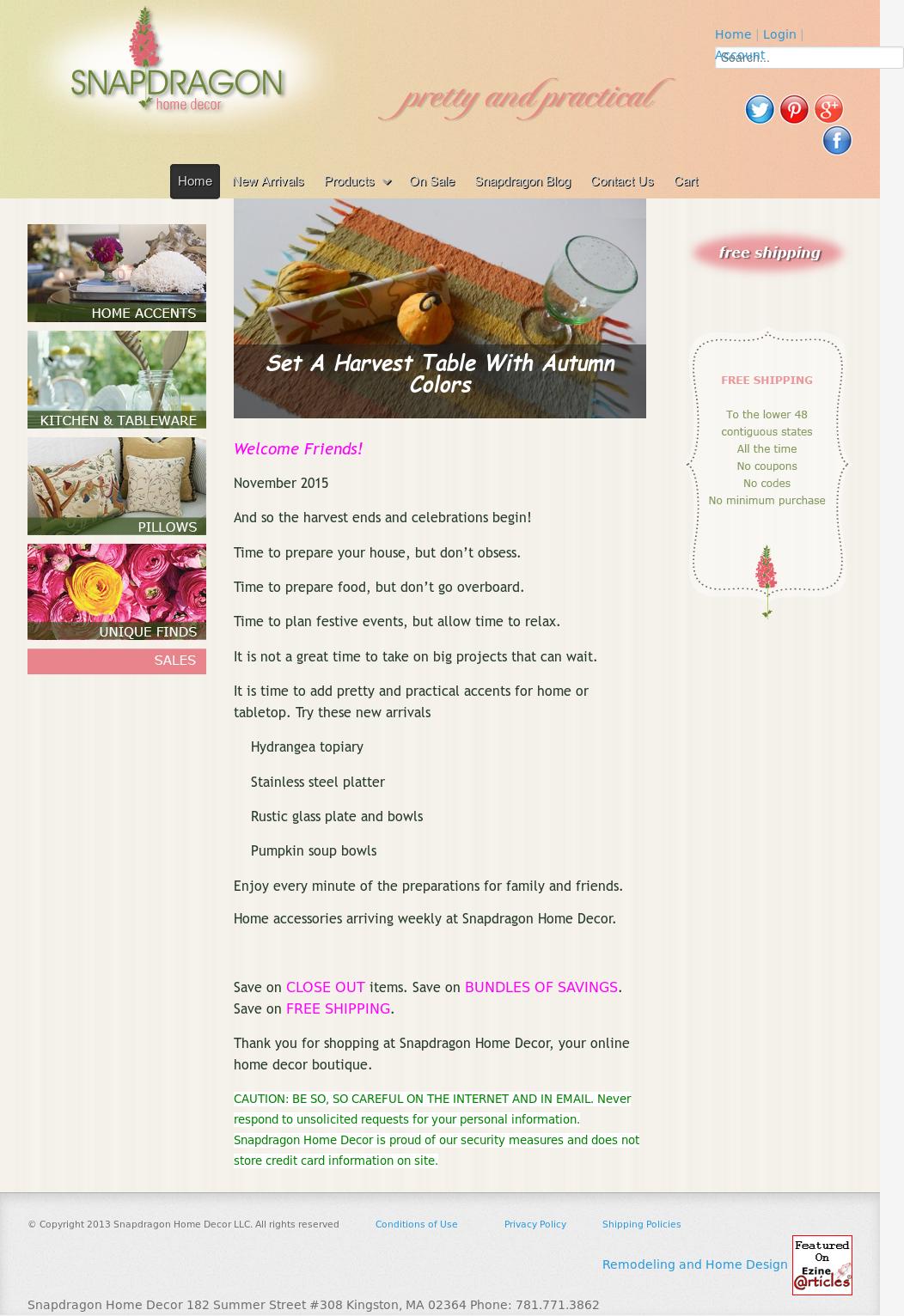 decor website example d godaddy templates thumb home cor homedecor