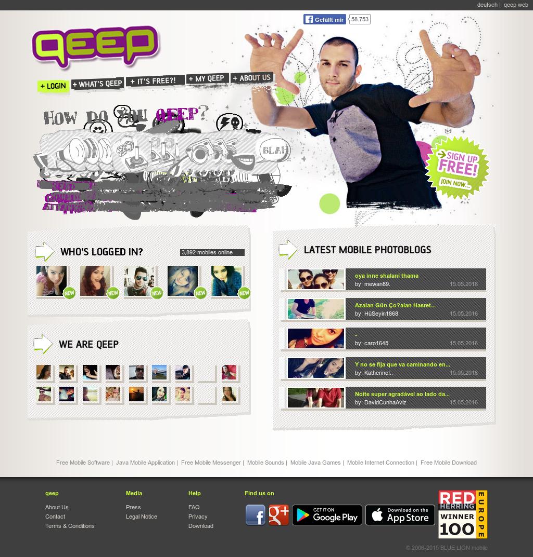 qeep latest version