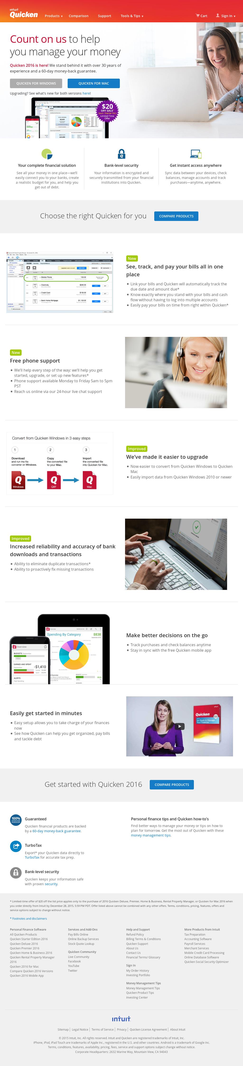 Quicken Competitors, Revenue and Employees - Owler Company Profile