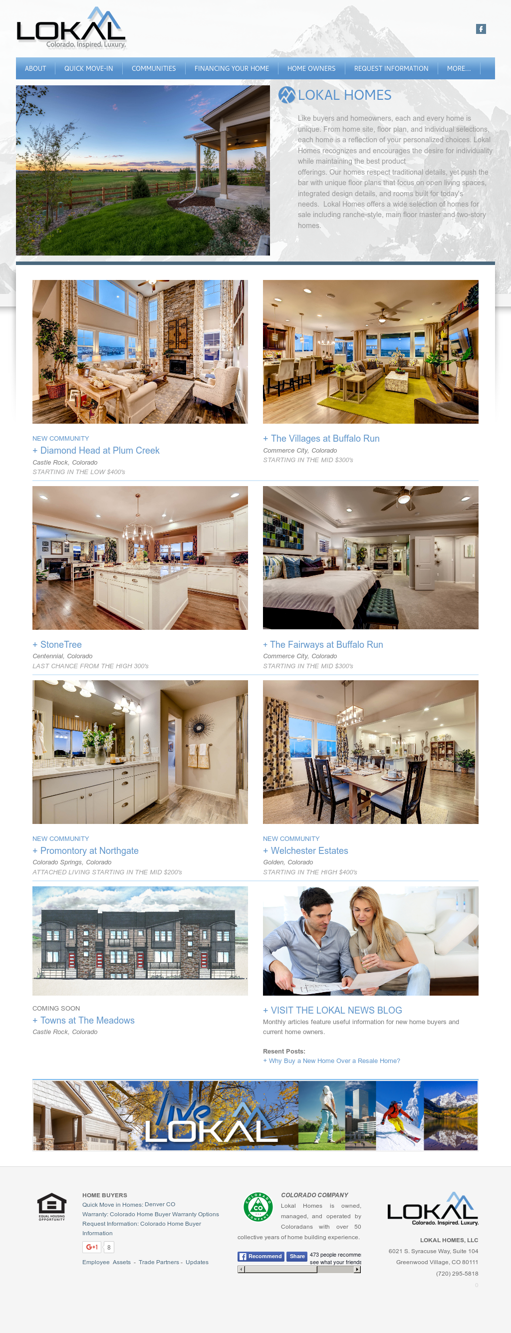 Lokal Homes Competitors, Revenue and Employees - Owler Company Profile