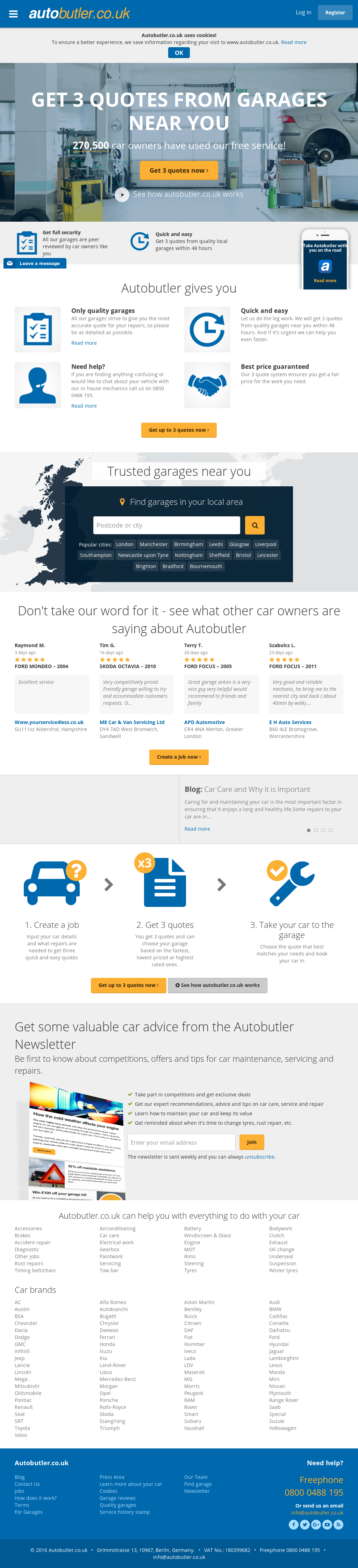 Autobutler Competitors Revenue And Employees Owler Company Profile