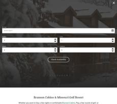 Thousand Hills website history