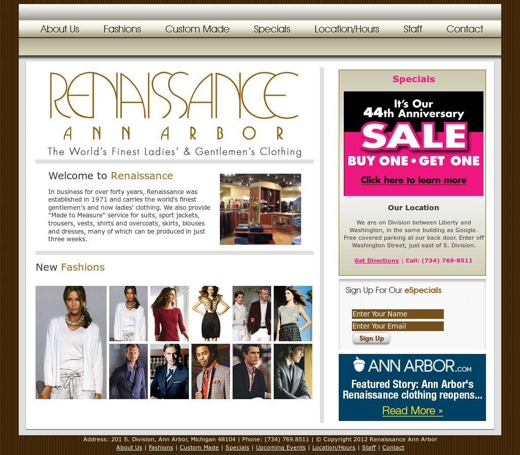 Renaissance Ann Arbor Competitors, Revenue and Employees - Owler