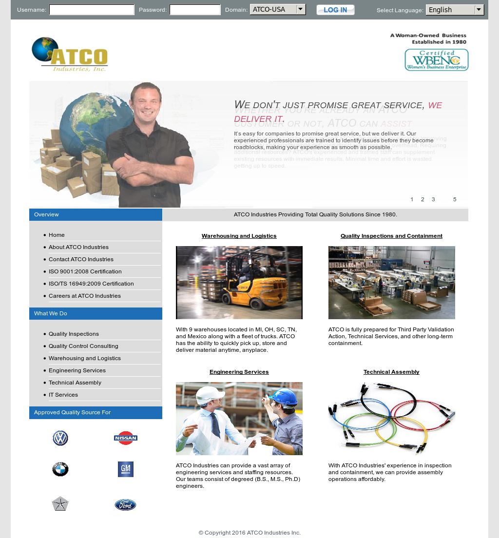 ATCO Industries Competitors, Revenue and Employees - Owler Company