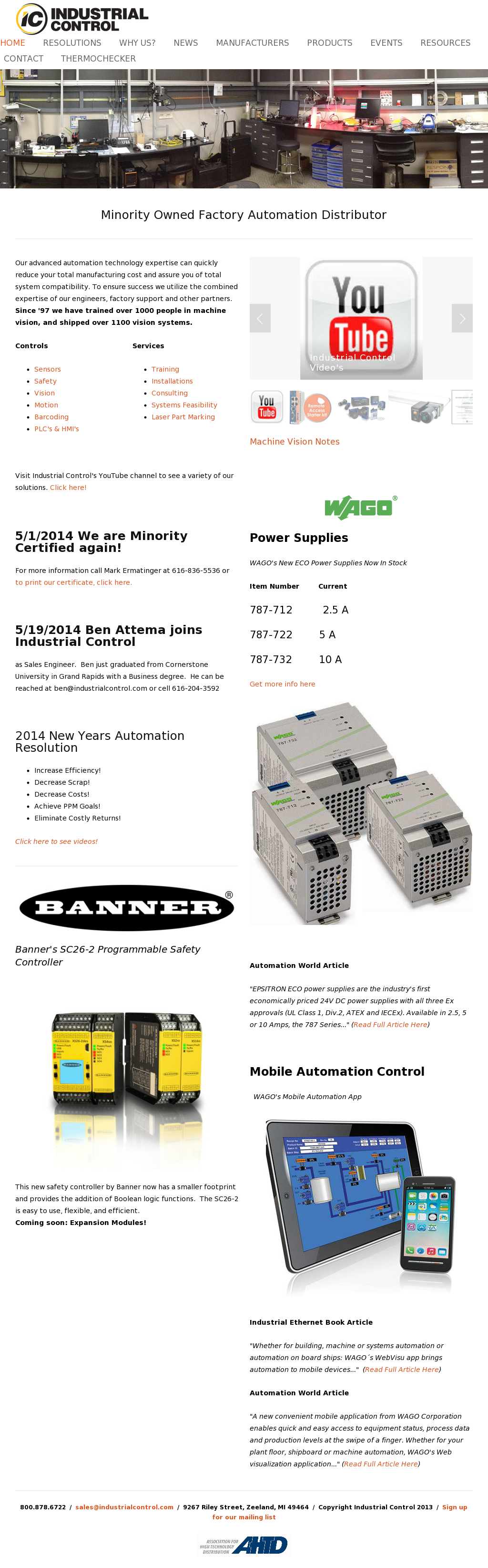 Industrialcontrol Competitors, Revenue and Employees - Owler