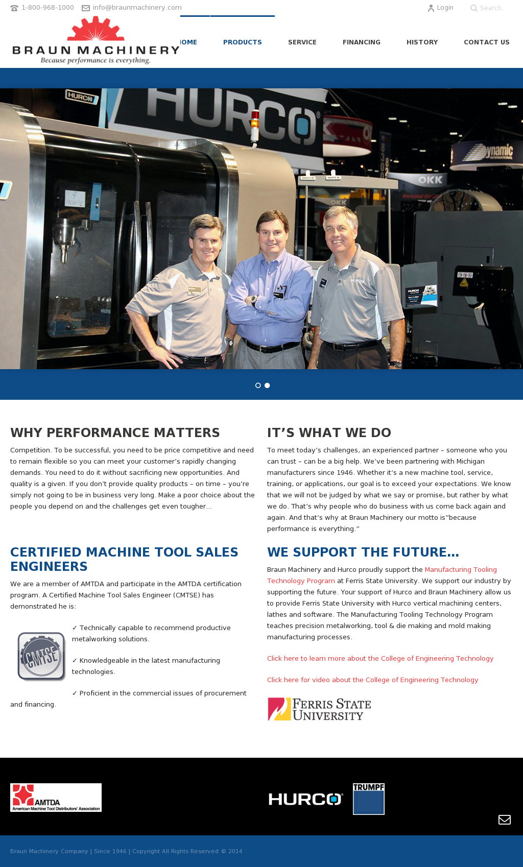 Braun Machinery Competitors, Revenue and Employees - Owler