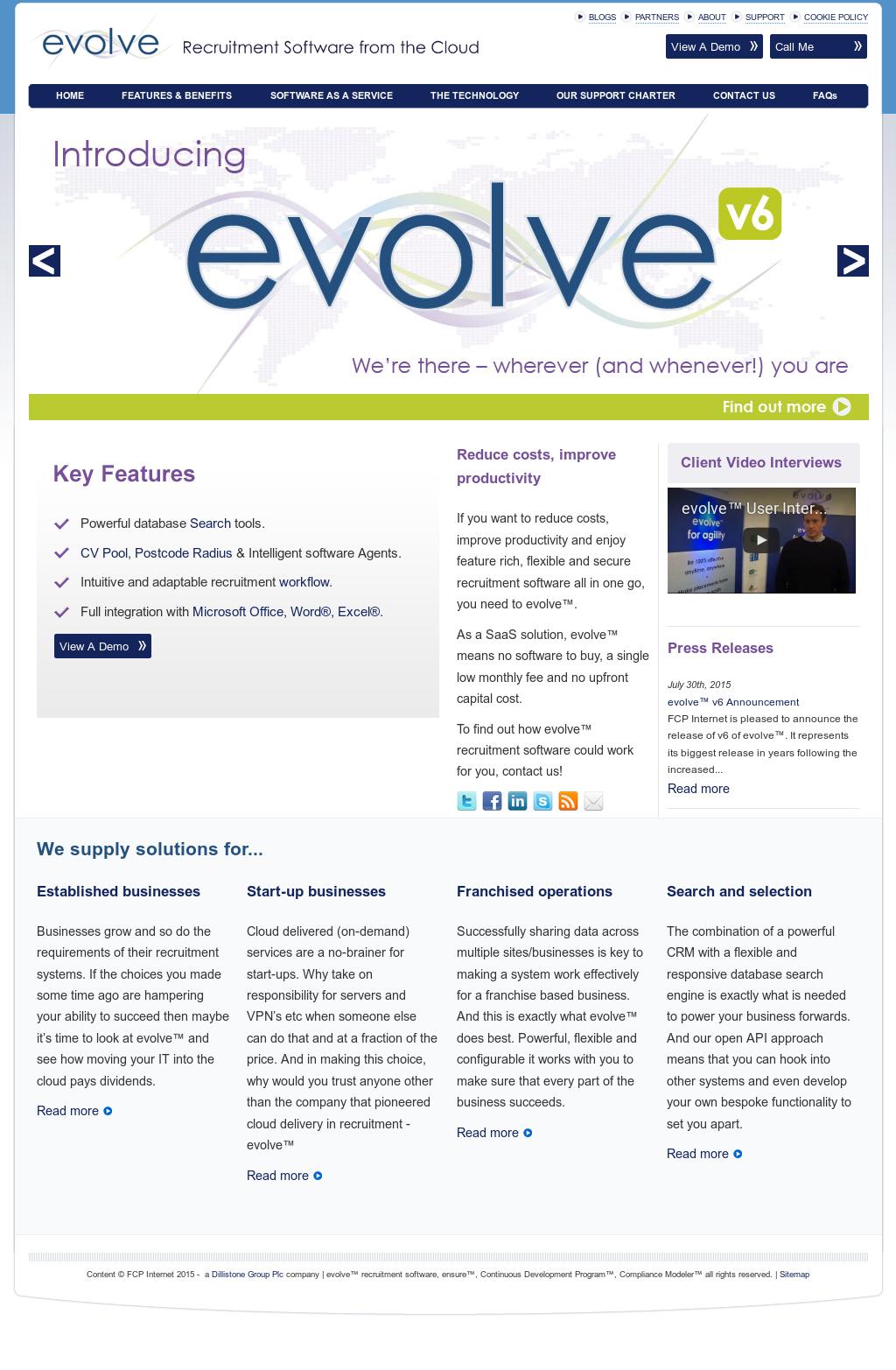 Evolvedb Competitors, Revenue and Employees - Owler Company Profile