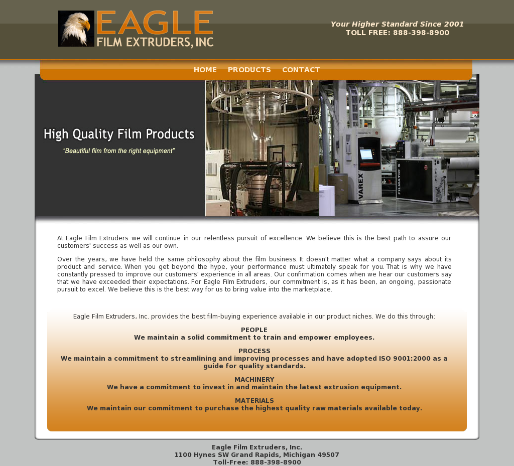 Eagle Film Extruders Competitors, Revenue and Employees - Owler ...
