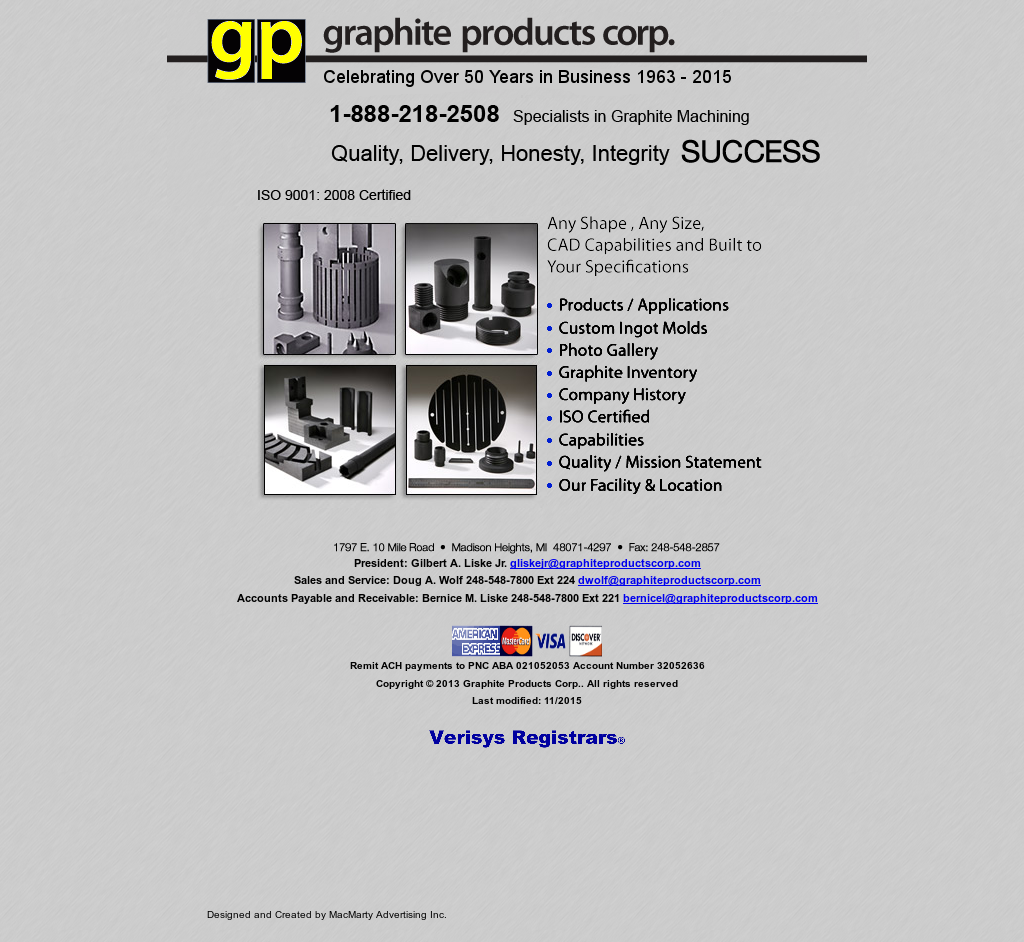 Graphite Products Competitors, Revenue and Employees - Owler Company