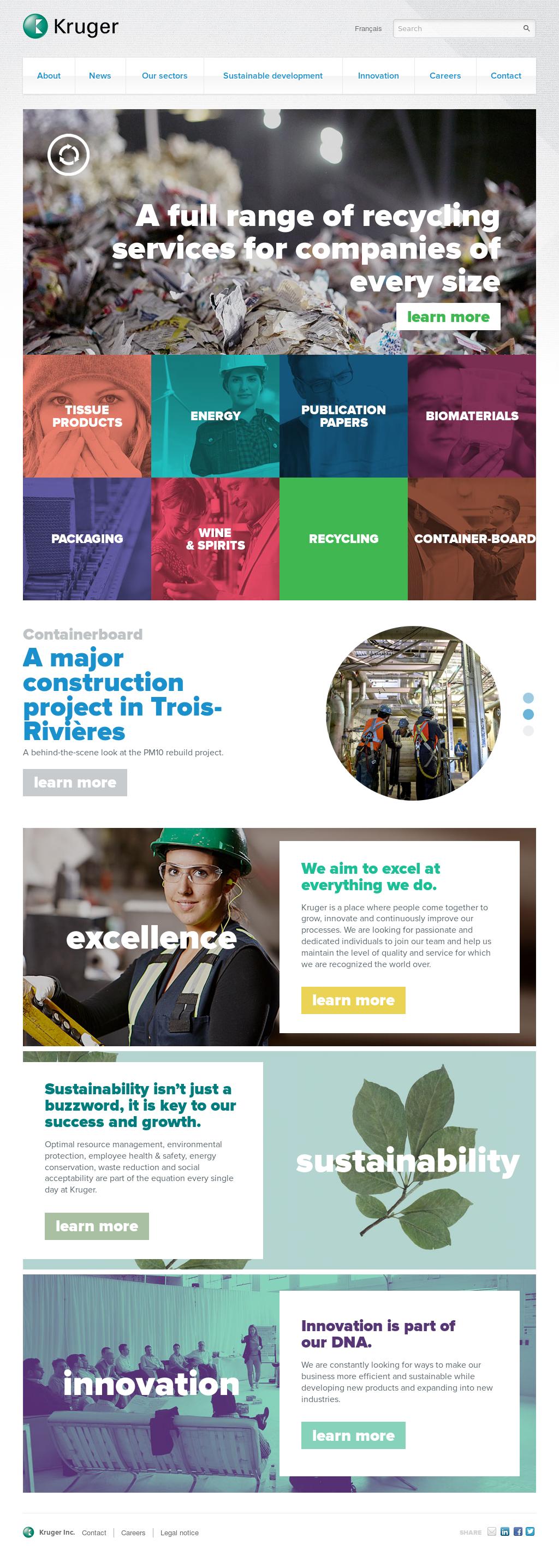 Kia Trois Rivières >> Kruger Competitors Revenue And Employees Owler Company Profile