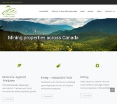 Green Swan Capital website history