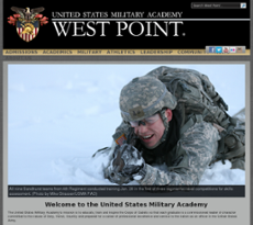 USMA website history