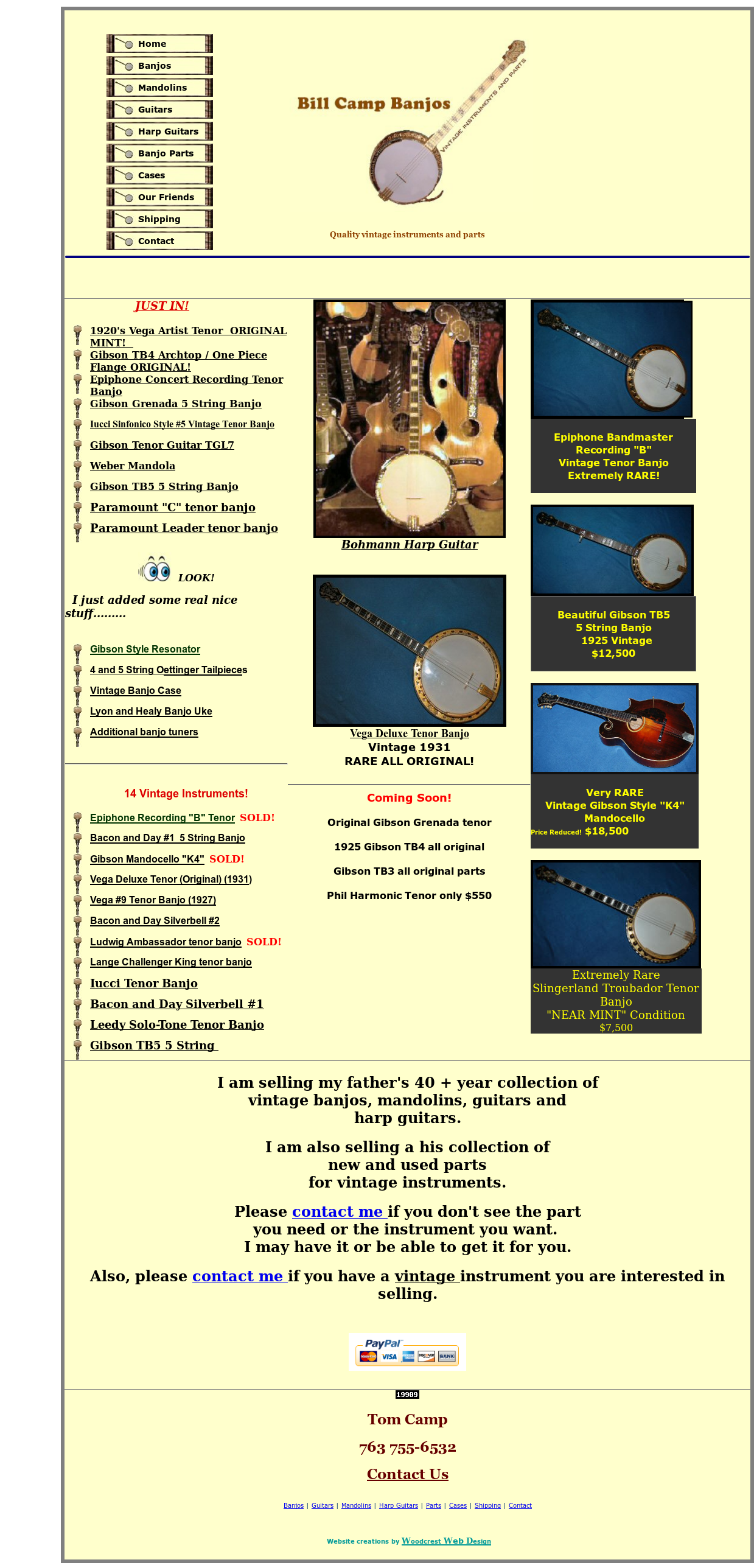 Bill Camp Banjos Competitors, Revenue and Employees - Owler Company