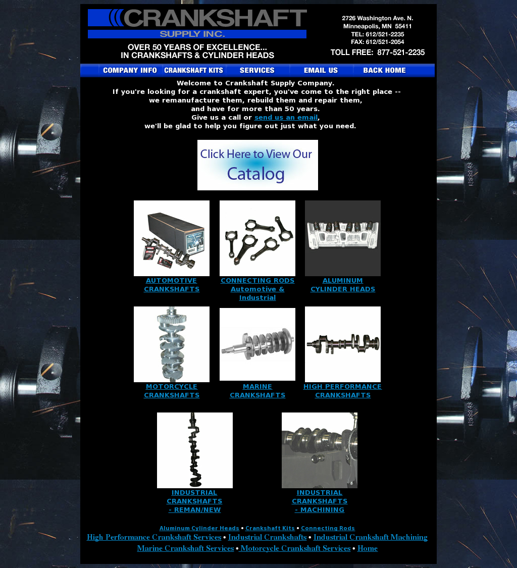 Crankshaft Supply Competitors, Revenue and Employees - Owler Company