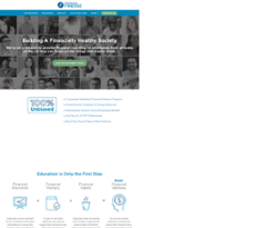 Financial Finesse website history