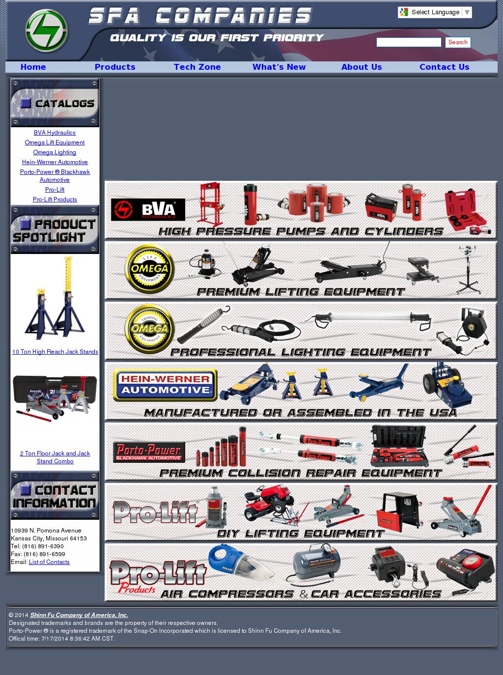Shinn Fu Company Competitors, Revenue and Employees - Owler