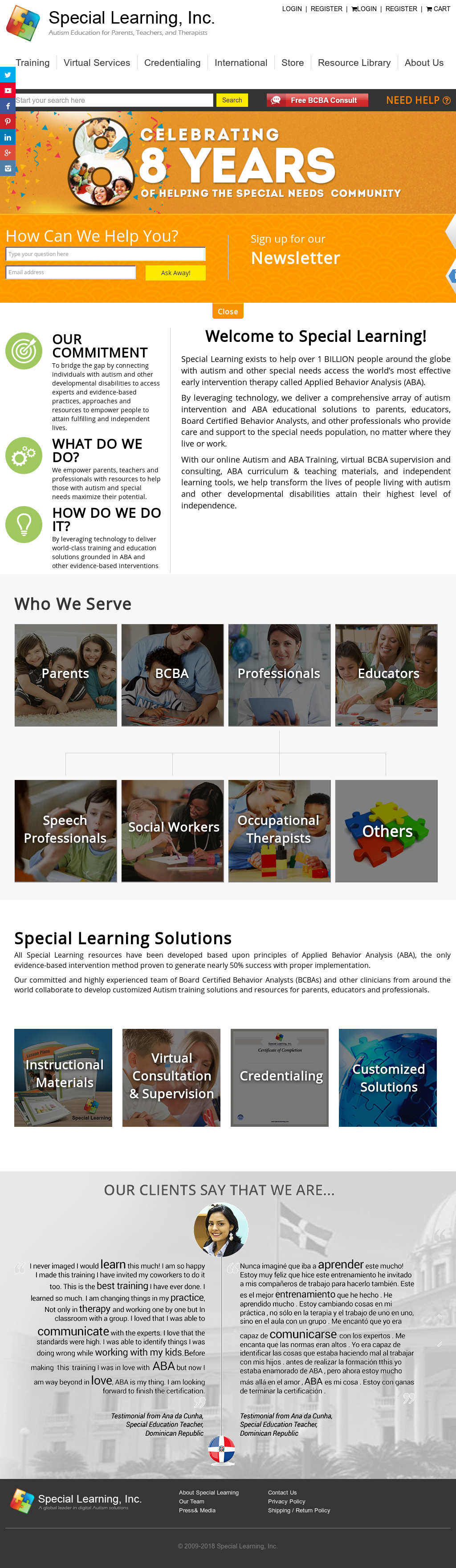 Special Learning Competitors, Revenue and Employees - Owler