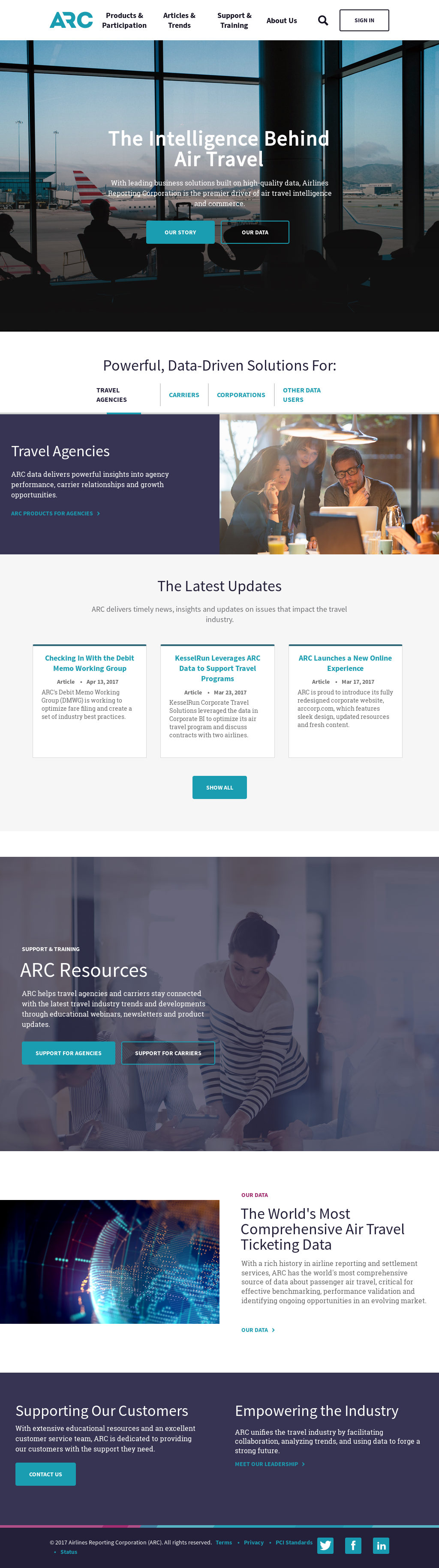 ARC Competitors, Revenue and Employees - Owler Company Profile