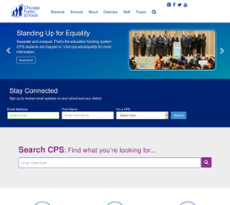 CPS website history